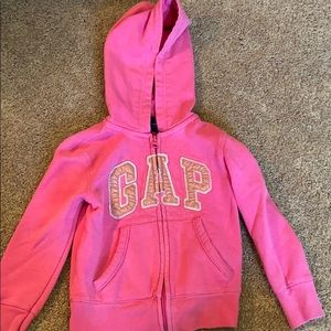 GAP Zip-Up Size XS (4-5)
